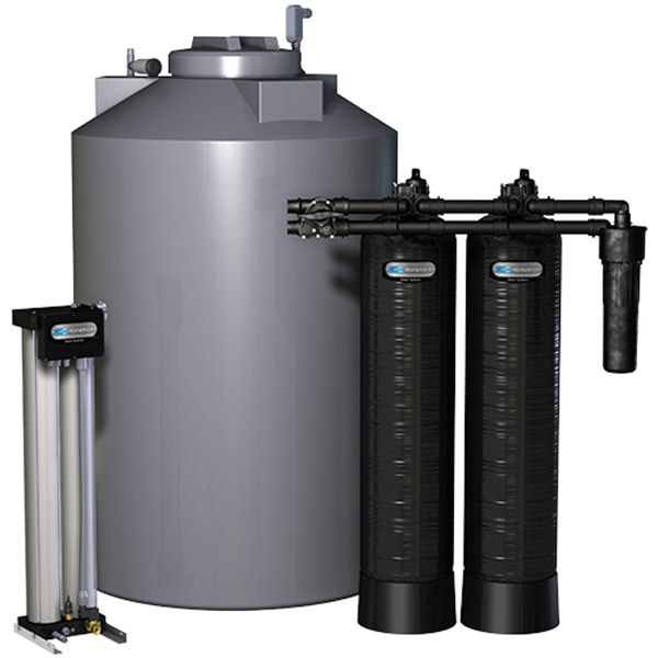 WHOLE-HOUSE REVERSE OSMOSIS MEMBRANE SYSTEM